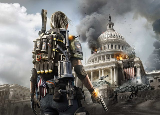 The Division 2 Key Visual