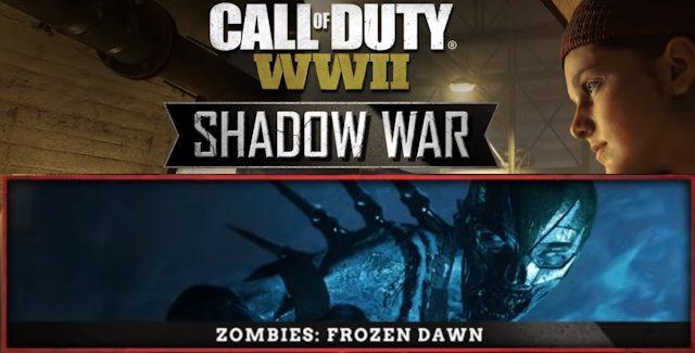 Call of Duty WW2 Shadow War Frozen Dawn Guide