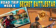 Fortnite Season 5 Week 4 Challenges: Battle Star Treasure Map & Flaming Hoops Locations Guide