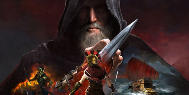 Assassin's Creed Odyssey DLC Banner