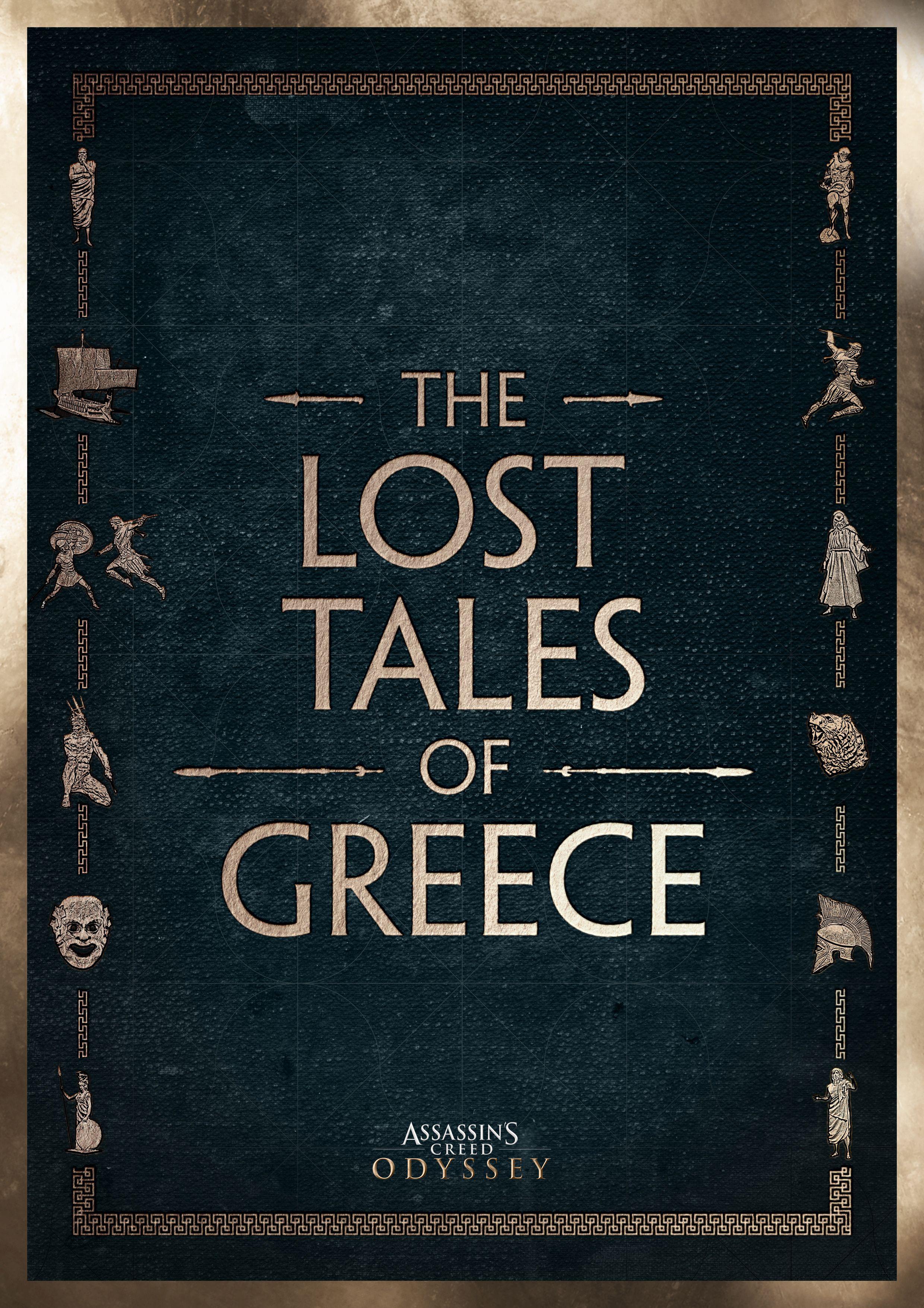 Assassin's Creed Odyssey Lost Tales of_Greece