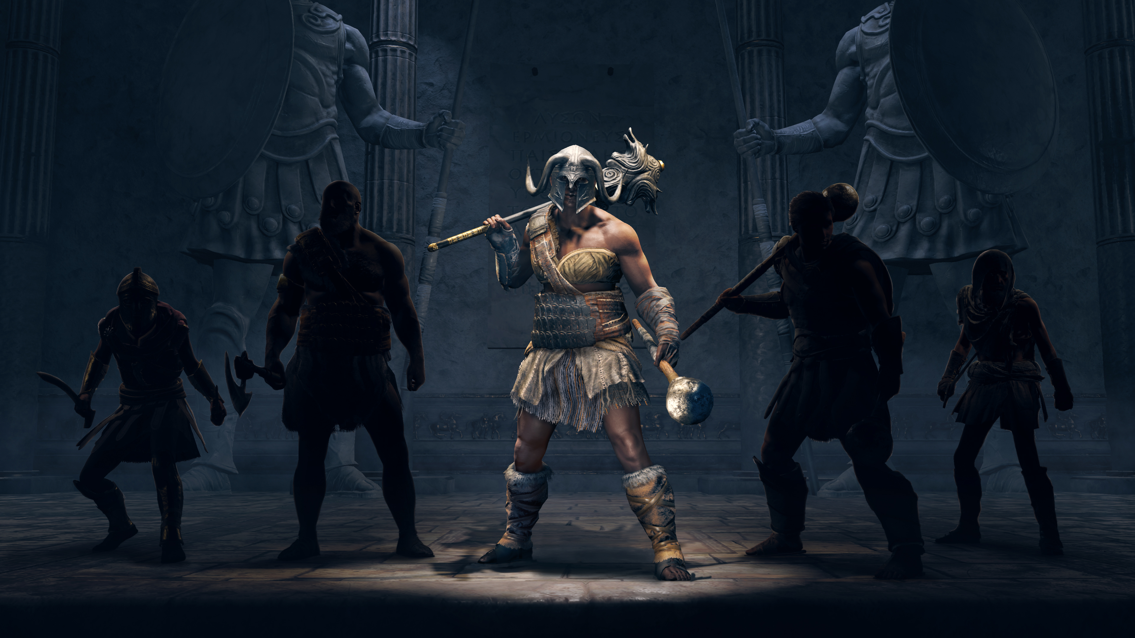 Assassin's Creed Odyssey Post Launch Screen 3