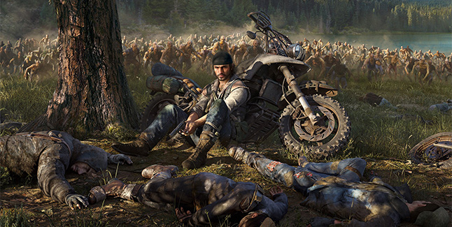 Days Gone Art Banner