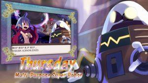 Disgaea 1 Complete Thursday