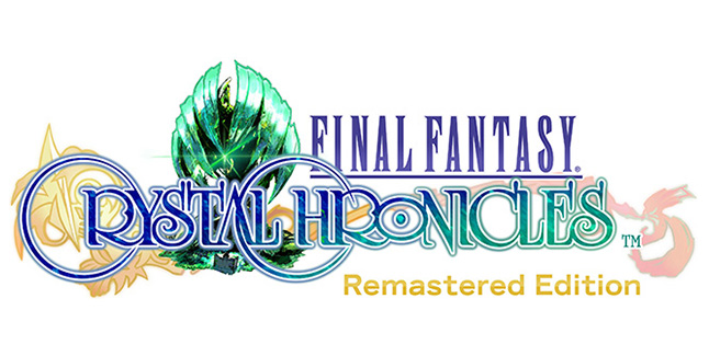 Final Fantasy Crystal Chronicles Remastered Edition Logo