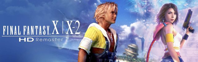 Final Fantasy X X-2 HD Remaster Banner