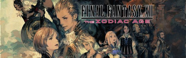 Final Fantasy XII The Zodiac Age Banner