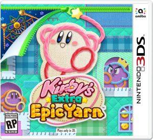 Kirbys Extra Epic Yarn Boxart