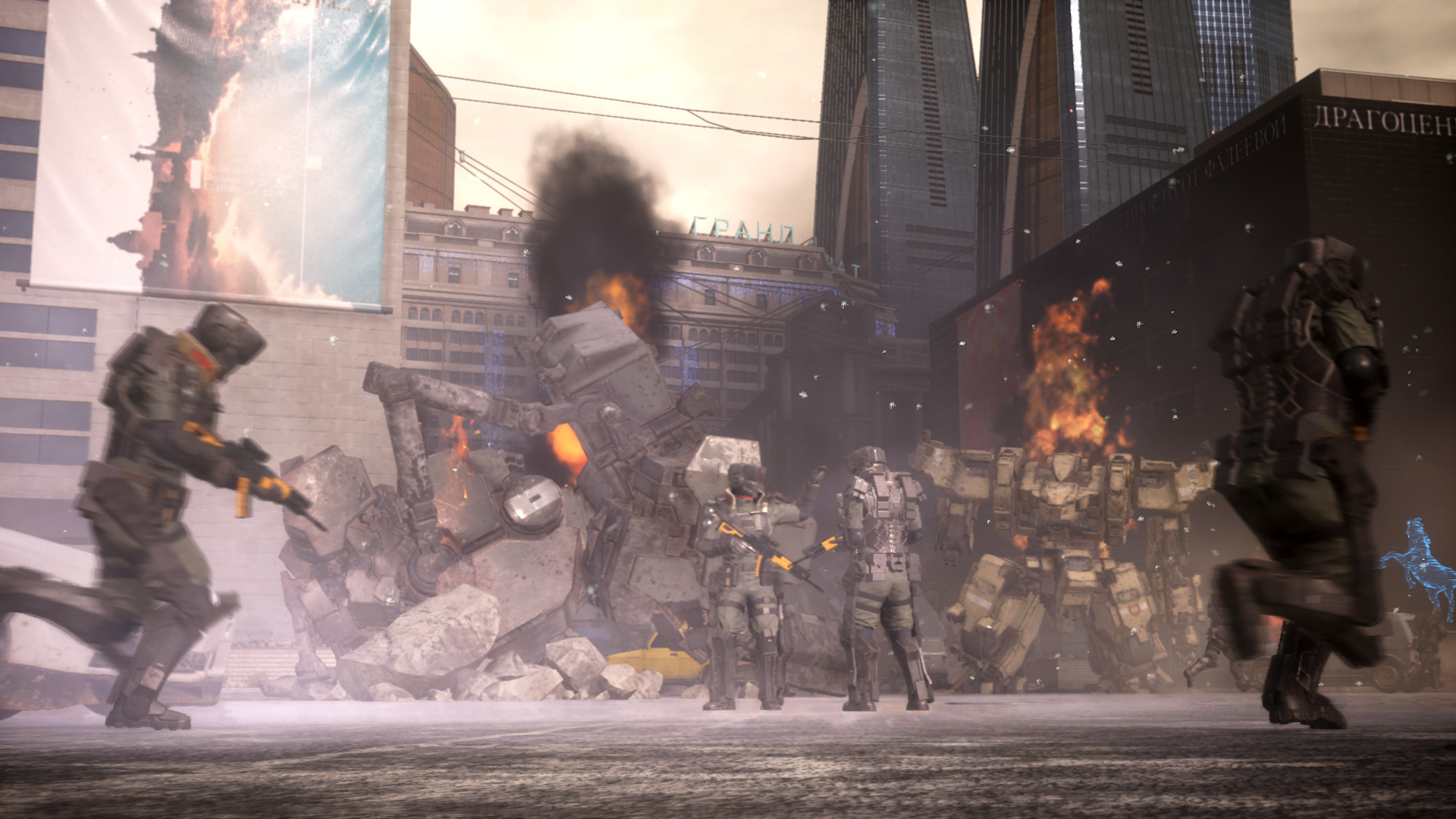 Left Alive Screen 9