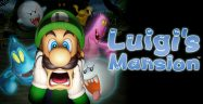 Luigi's Mansion for 3DS Banner