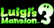 Luigis Mansion 3 Logo