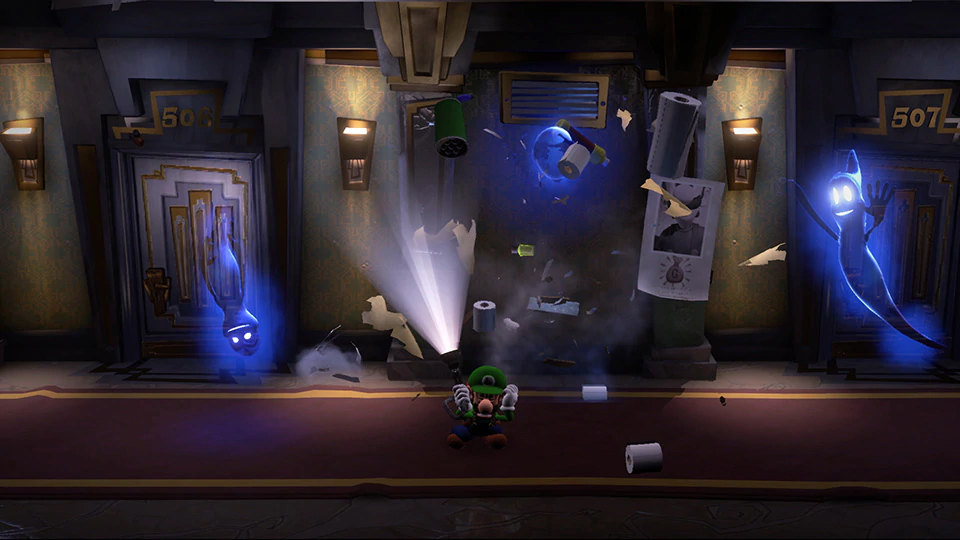 Luigis Mansion 3 Screen 1