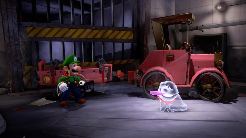 Luigis Mansion 3 Screen 3