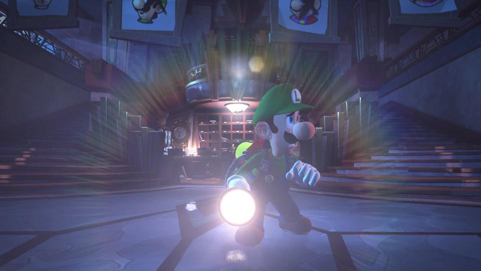 Luigis Mansion 3 Screen 4