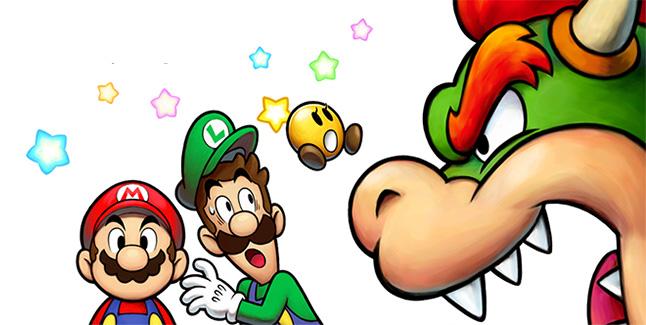 Mario & Luigi Bowser's Inside Story + Bowser Jr.'s Journey Banner