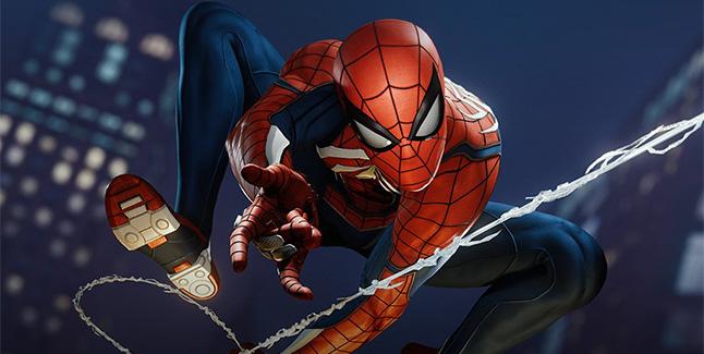 Marvel's Spider-Man the City That Never Sleeps Banner