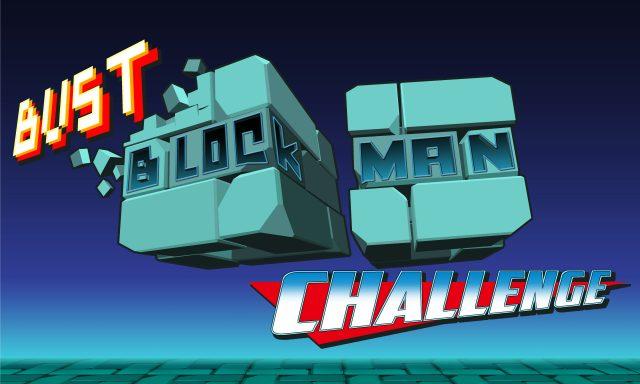 Mega Man 11 Bust Block Man