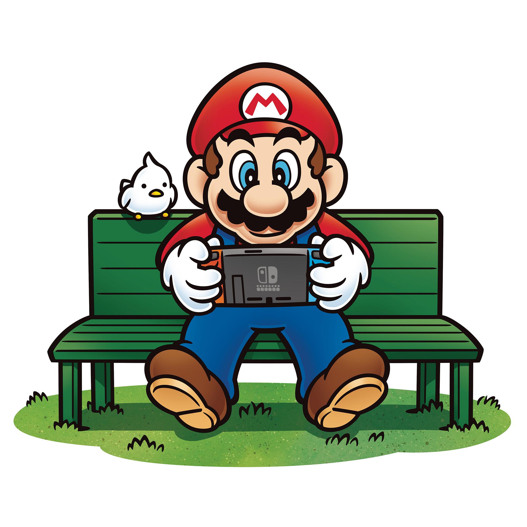 New Super Mario Bros U Artwork 3