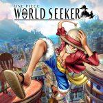 One Piece World Seeker Box Art