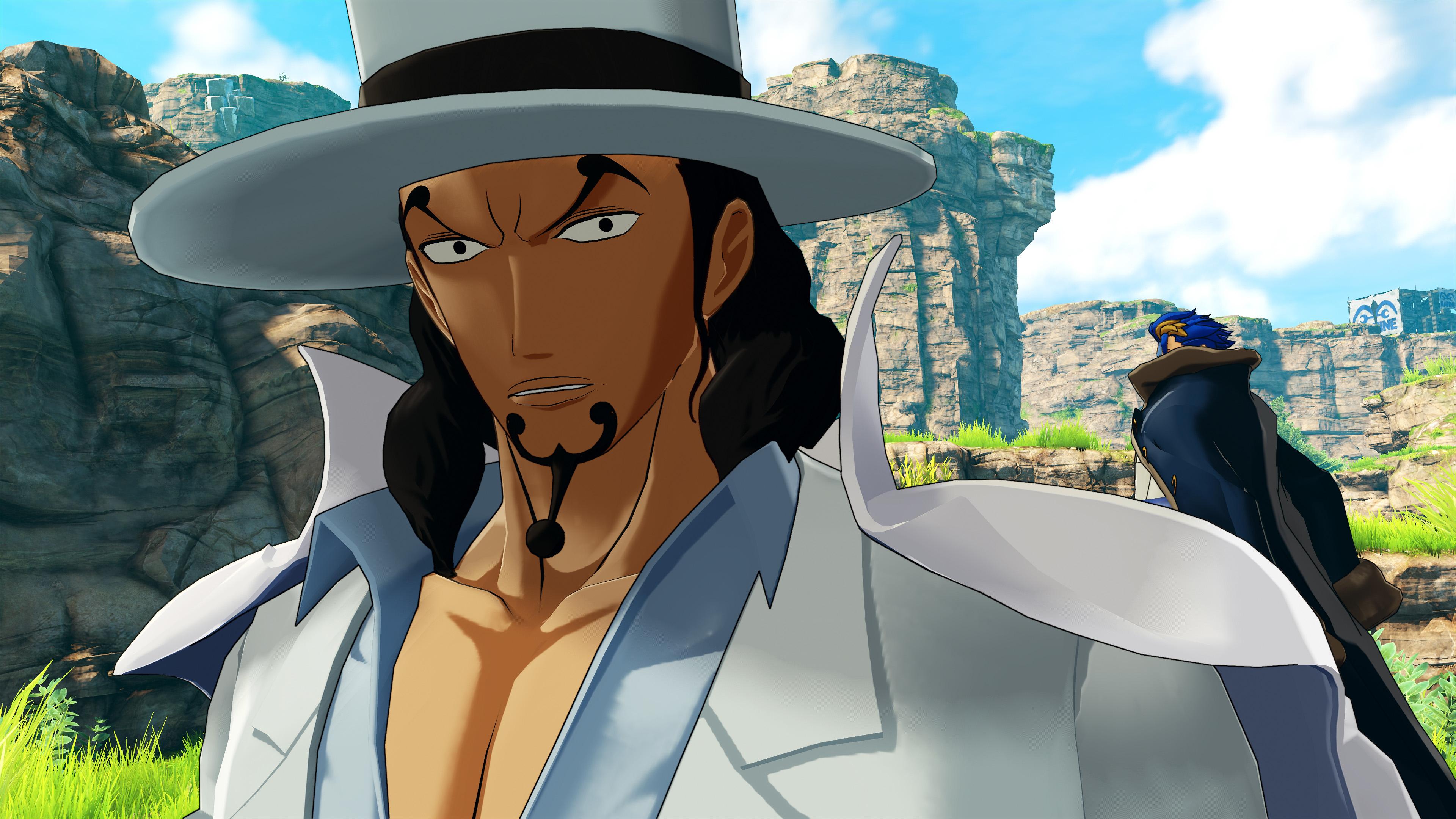 One Piece World Seeker Screen 4