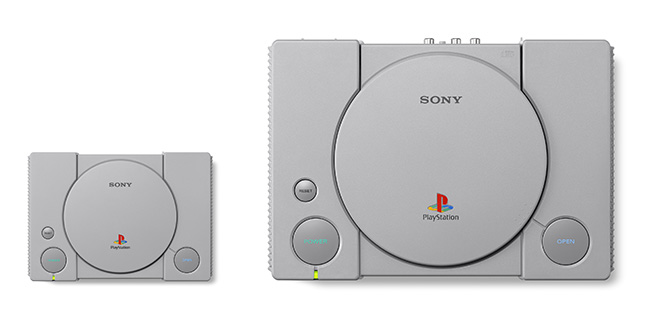 PlayStation Classic Banner