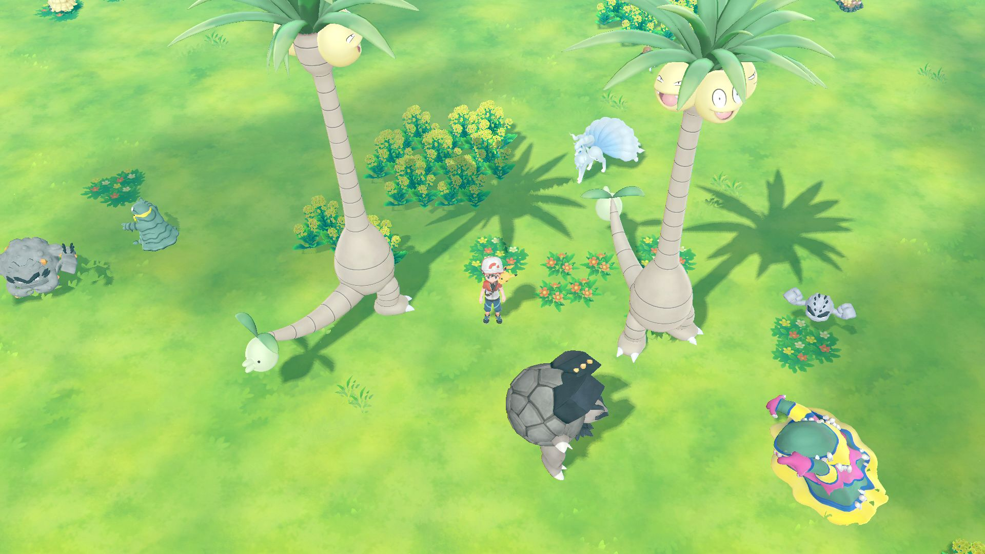 Pokemon Let S Go Pikachu And Eevee Image 7