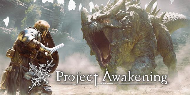 Project Awakening Banner