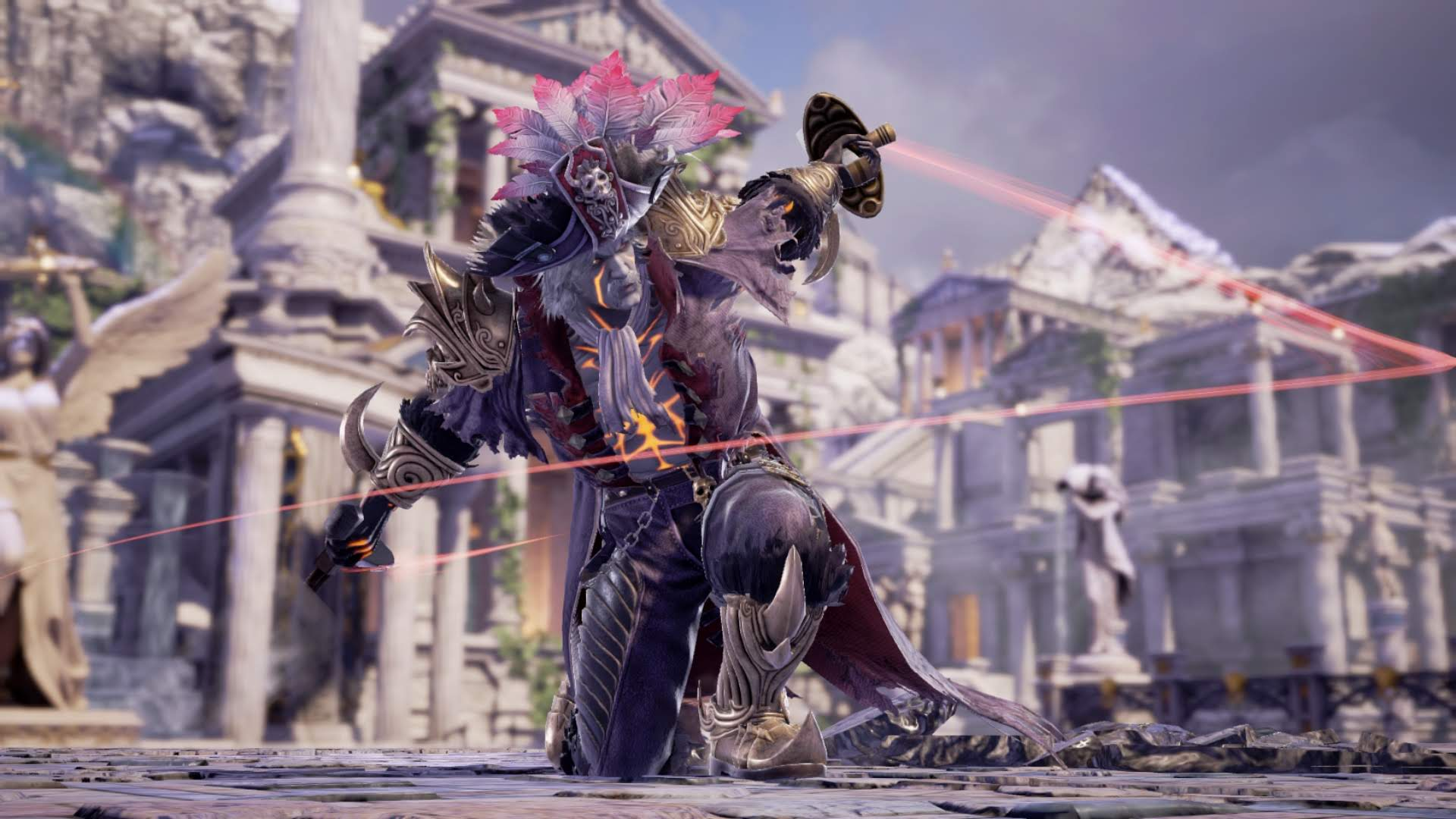 Soulcalibur VI Cervantes Screen 16