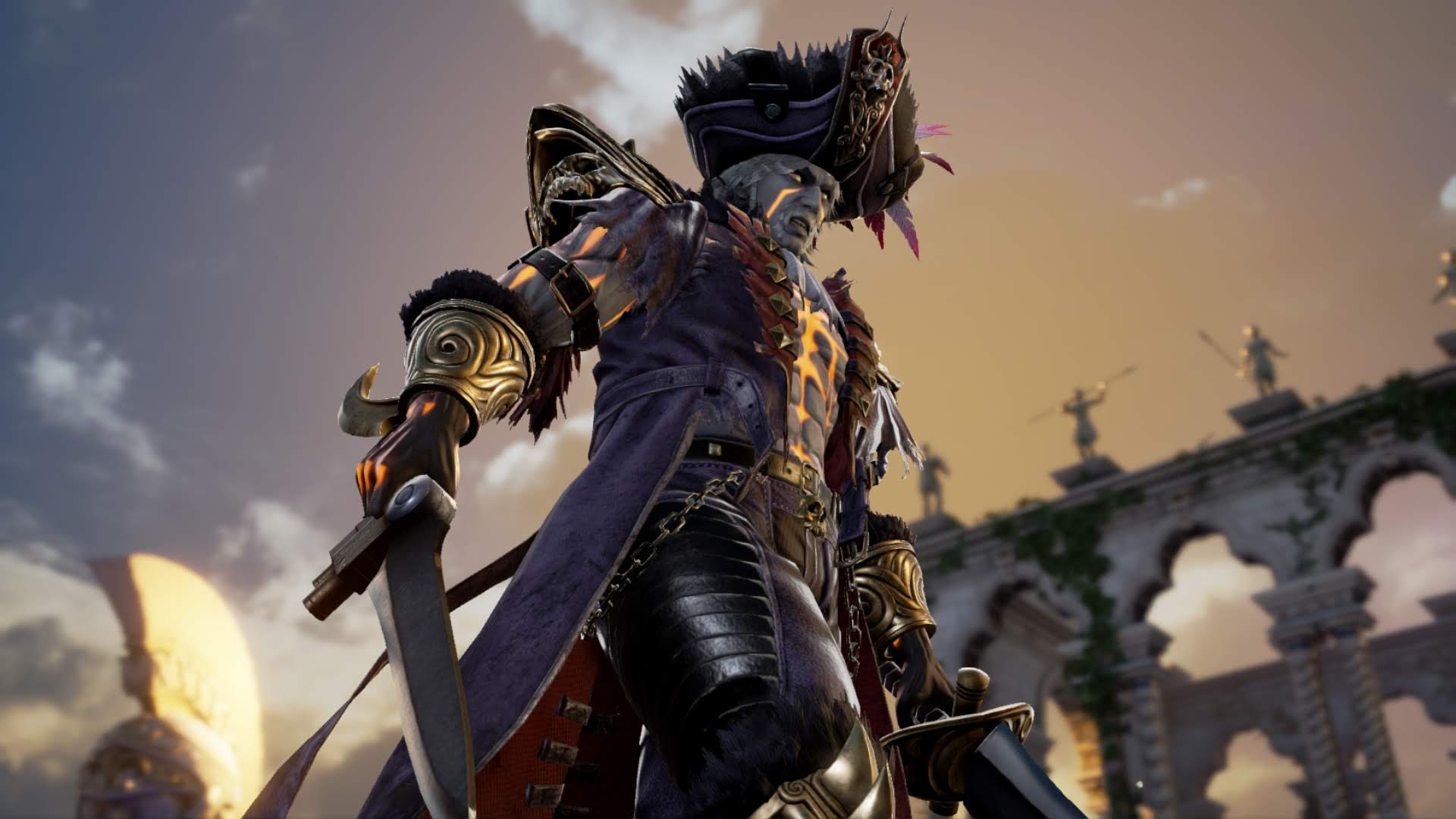 Soulcalibur VI Cervantes Screen 25