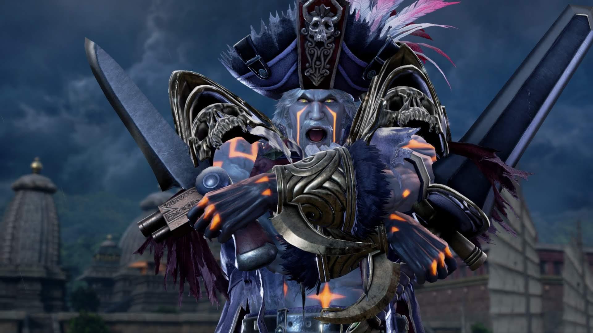 Soulcalibur VI Cervantes Screen 27