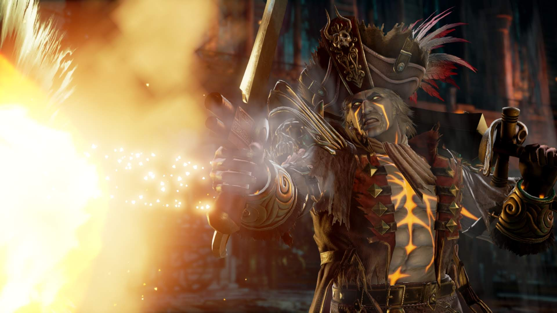 Soulcalibur VI Cervantes Screen 30