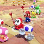 Super Mario Party Screen 2