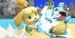 Super Smash Bros. Ultimate Isabelle Screen 1