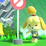 Super Smash Bros. Ultimate Isabelle Screen 2
