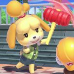 Super Smash Bros. Ultimate Isabelle Screen 5