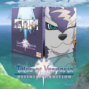 Tales of Vesperia Definitive Edition Anniversary Bundle Boxart
