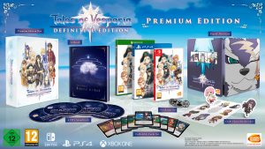 Tales of Vesperia Definitive Edition Premium Edition Europe