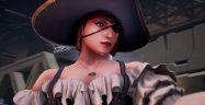 Tekken 7 Anna Pirate Costume Banner