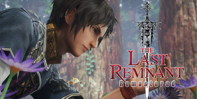 The Last Remnant Remastered Banner