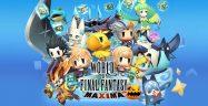 World of Final Fantasy Maxima Banner