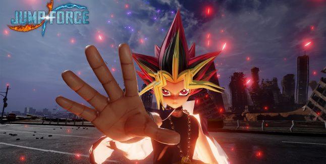Yugi from Yu-Gi-Oh! Jump Force