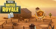 Fortnite Season 6 Week 1 Challenges: Battle Star Treasure Map & Streetlight Spotlights Locations Guide