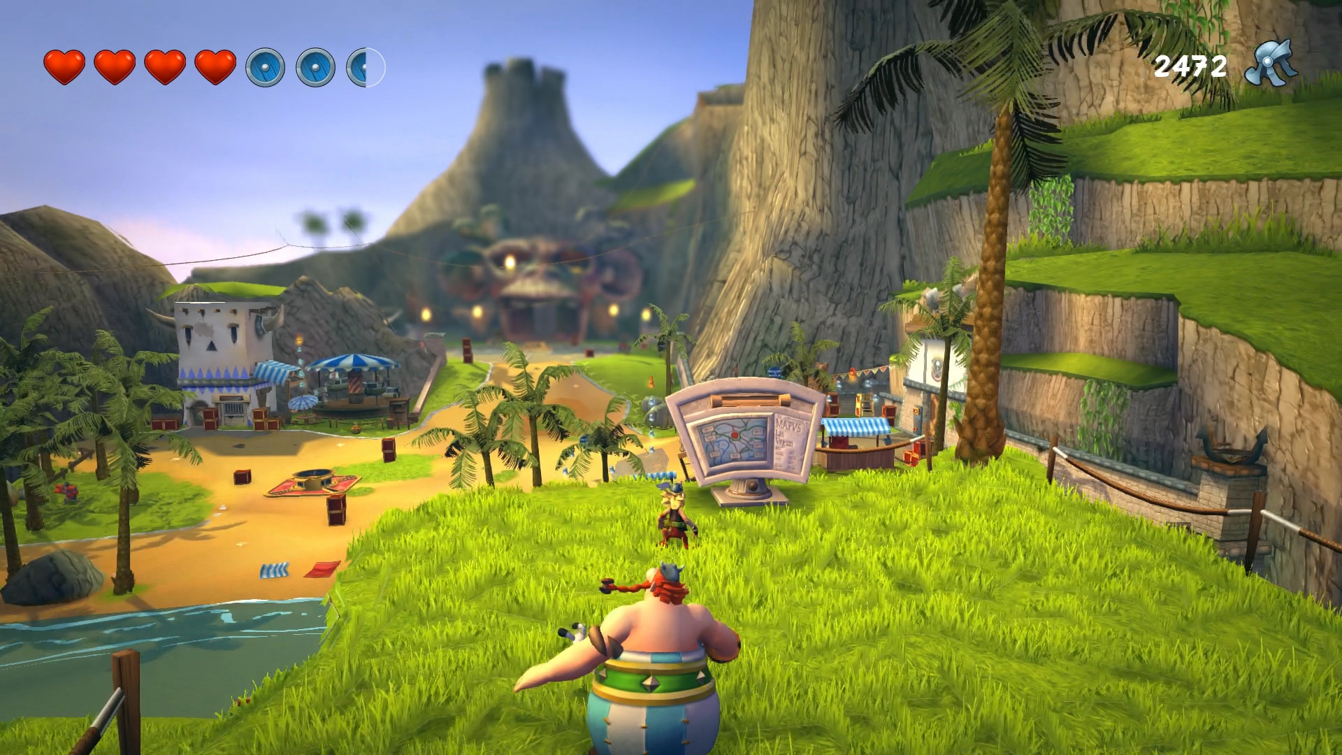 Asterix & Obelix XXL 2 Remaster Screen 1