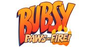 Bubsy Paws on Fire Logo