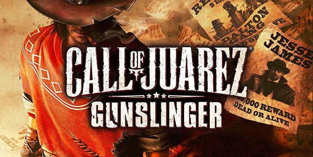 Call of Juarez Gunslinger Banner