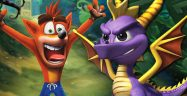 Crash and Spyro Banner
