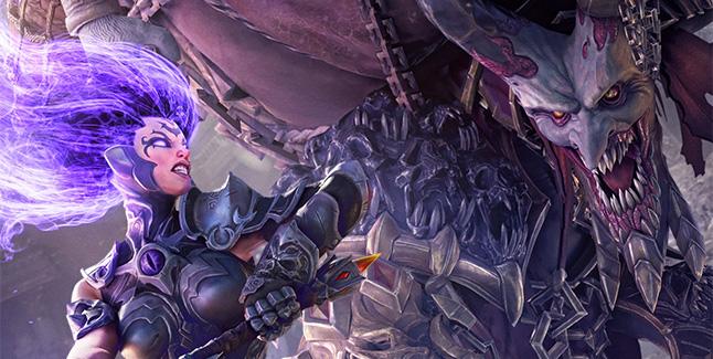 Darksiders III Banner