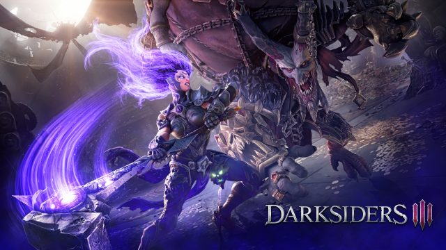Darksiders III Key Visual