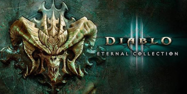 Diablo III Eternal Collection Banner