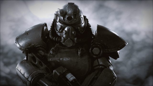 Fallout 76 T-51B Power Armor